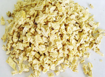 Chine Food Grade Spicy déshydratées Ginger Granules Mild Piquante 8mm - 16mm SDV-GING usine